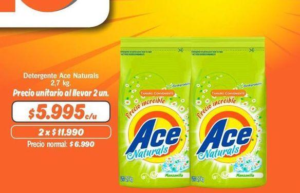 Oferta de Detergente Ace por $5995
