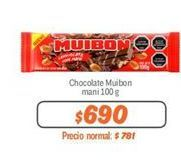 Oferta de Chocolate Muibon por $690