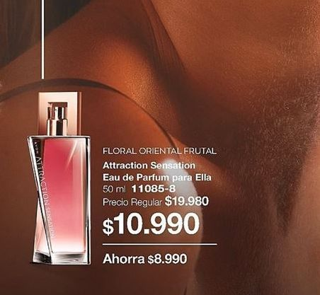 Oferta de Perfumes ATTRACTION SENSATION por $10990