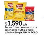 Oferta de Papas fritas Marco Polo por $1590