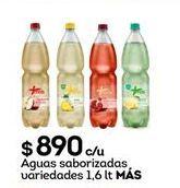 Oferta de Agua con sabor Mas por $890