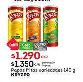 Oferta de Papas fritas Kryzpo por $1350