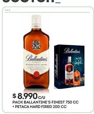 Oferta de Whisky Ballantines por $8990