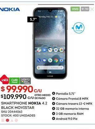 Ofertas de Celulares Nokia por $99990