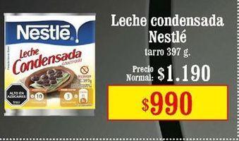 Oferta de Leche condensada Nestlé por $990