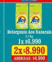Oferta de Detergente Ace por $6990