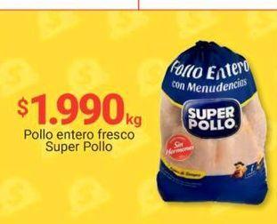 Oferta de Pollo Súper Pollo por $1990