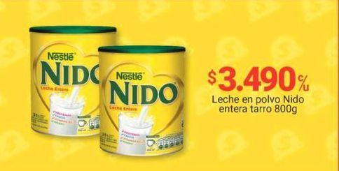 Oferta de Leche en polvo Nido por $3490