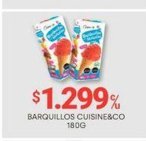 Oferta de Barquillos cuisine&co por $1299
