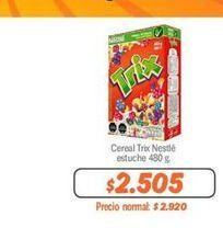 Oferta de Cereales infantiles Trix por $2505