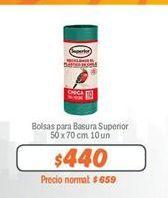 Oferta de Bolsas Superior por $440