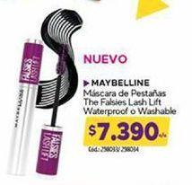 Oferta de Máscara de pestañas Maybelline por $7390