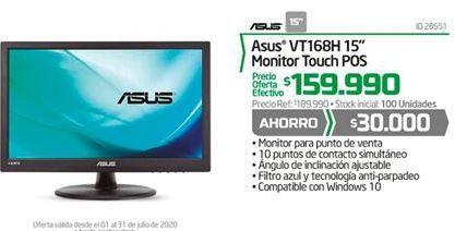 Oferta de Monitor Asus por $159990