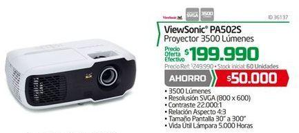 Oferta de Proyector Viewsonic por $199990