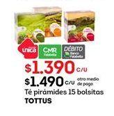Oferta de Té Tottus por $1390