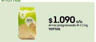 Oferta de Arroz Tottus por $1090