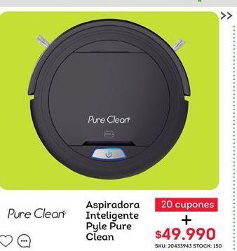 Oferta de Aspiradora pure clean por $49990