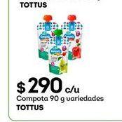 Oferta de Compotas Tottus por $290