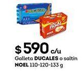Oferta de Galletas DUCALES O NOEL por $590