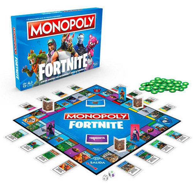 Oferta de Monopoly Fortnite por $21990