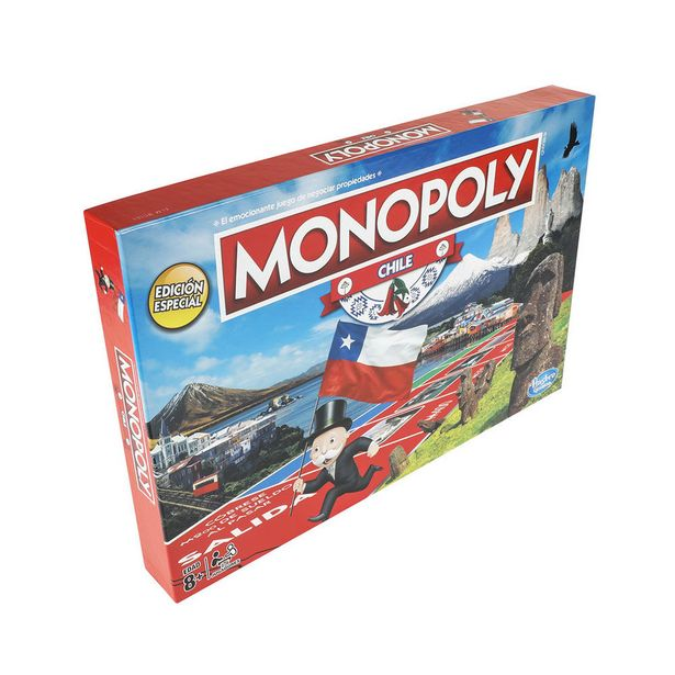 Oferta de Monopoly Chile por $14990