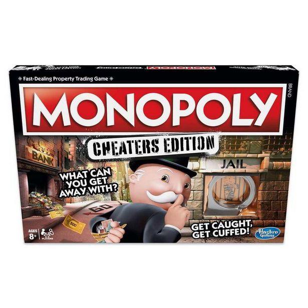 Oferta de Monopoly Tramposos por $17990
