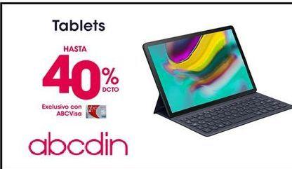 Oferta de Tablet por