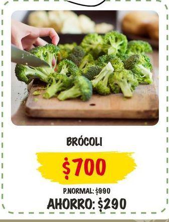 Oferta de Brócoli por $700