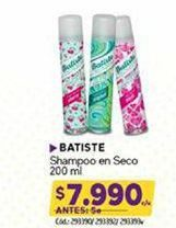 Ofertas de Shampoo BATISTE por $7990