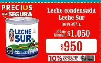 Oferta de Leche condensada Leche Sur por $950