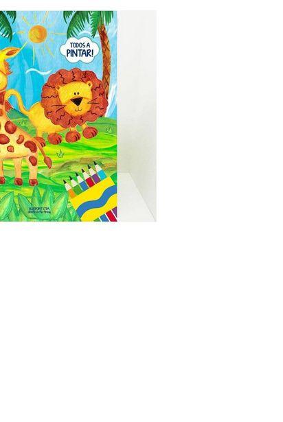 Oferta de Libro Pintar Mipeque 75 Paginas Pack de 5 Unidades por $24,5