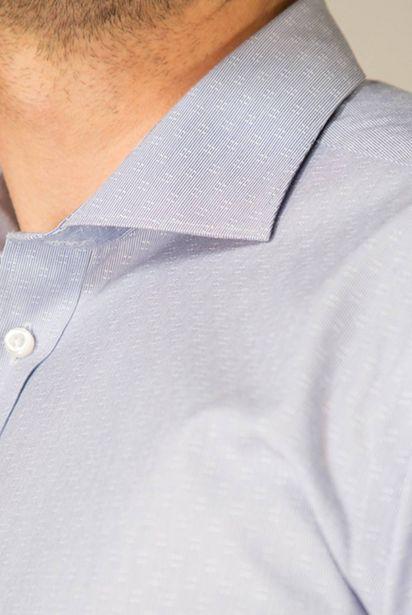 Oferta de Camisa de Algodón Hombre por $19,99