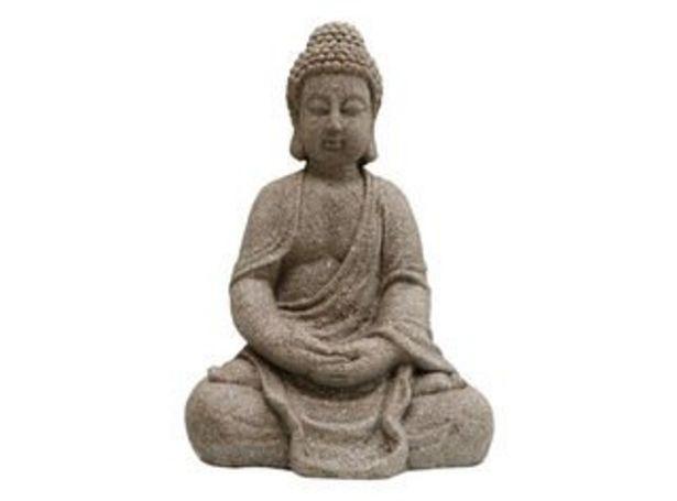 Oferta de Adorno Buddha Sarah Miller 33 x 24 x 48 cm por $25890