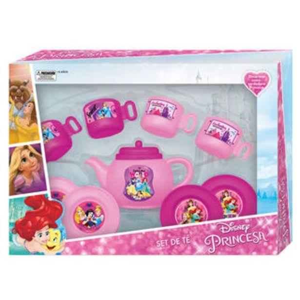 Oferta de Set De Te 9 Pzas Princesas Disney Pronobel por $9158