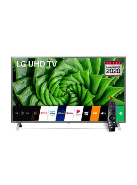 """Ofertas de LED Smart TV LG 50"""" 4K UHD 50UN8000PSB por $379990"""