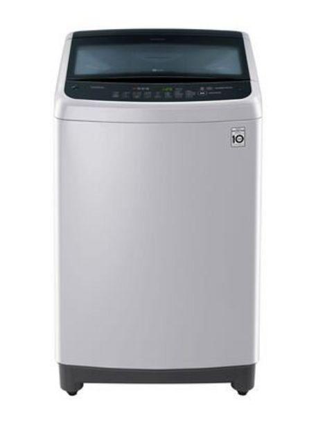 Oferta de Lavadora LG Superior 19 Kilos WT19DSBP Gris por $399990
