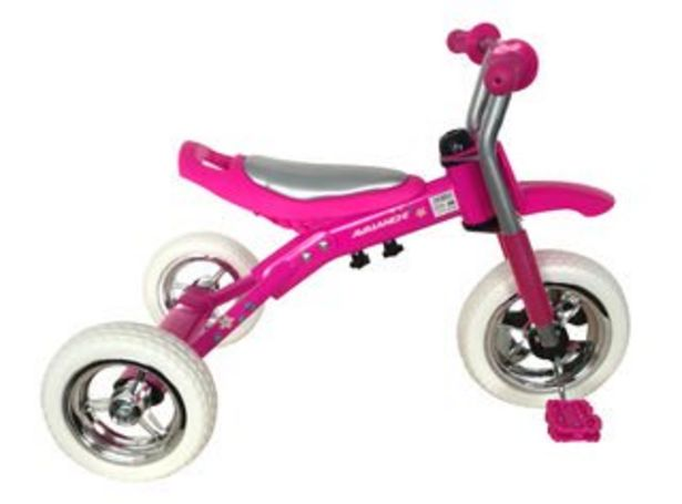 Oferta de Triciclo Mujer Avalanche Rosado por $19990
