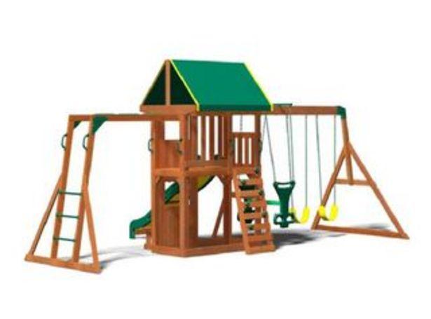 Oferta de Centro de Juego Pradera Backyard Adventures por $559990