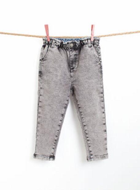 Oferta de Jeans Liso Niña Love Yourself Tribu por $5990