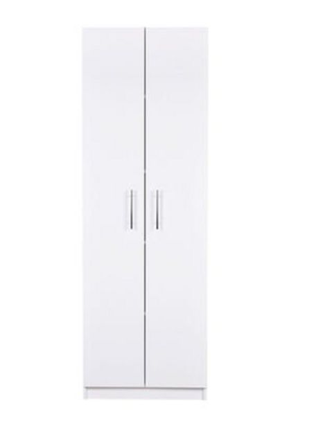 Oferta de Organizador de Limpieza Blanco 60x35x180 cm CIC por $69990