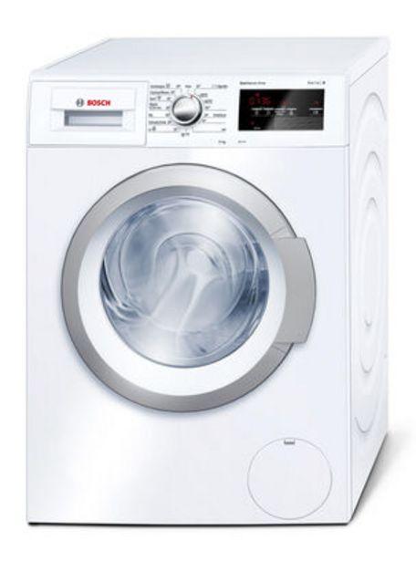 Oferta de Lavadora Bosch Frontal 9 Kilos WAT24360ES por $489990