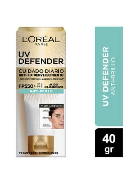 Oferta de Crema Diaria UV Defender FPS 50 Anti Brillo Dermo Expertise por $7190
