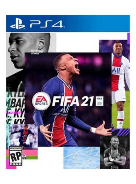 Oferta de Juego PS4 FIFA 21 por $34990