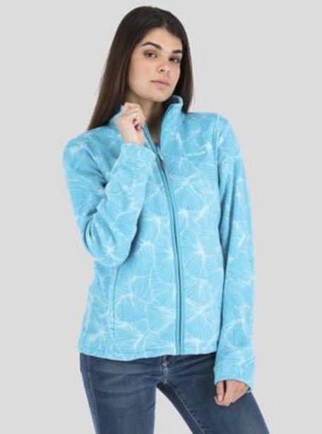 Oferta de Polar Full Print Diseño Hojas Latitude por $18490
