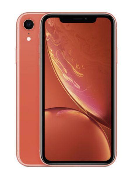 """Oferta de IPhone XR 64GB Coral 6.1"""" Liberado por $449990"""