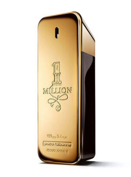 Oferta de Perfume Paco Rabanne One Million Hombre EDT 100 ml EDL por $49990