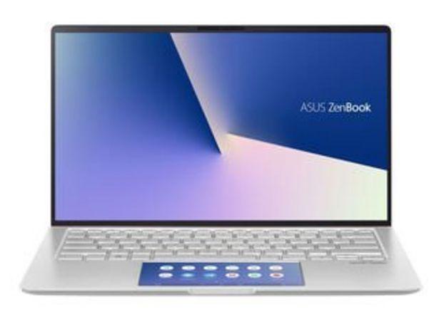 """Oferta de Notebook Asus Zenbook ux434flc-a5444t Intel Core i5 16GB Ram 512GB SSD 14"""" por $999990"""