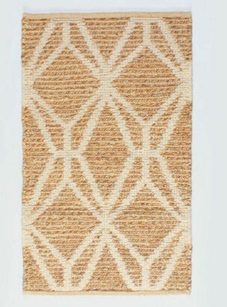 Oferta de Bajada de Cama Wool Panal 60 x 110 cm Attimo por $23990