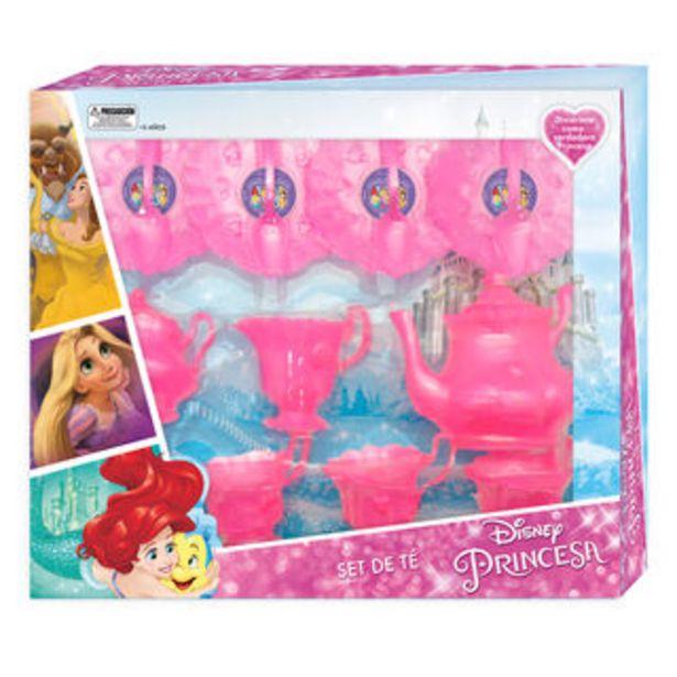 Oferta de Set De Te En Caja Princesas Disney Pronobel por $8325