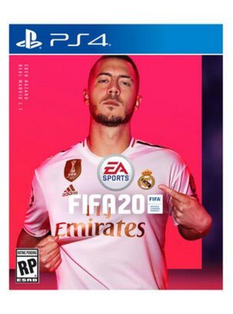 Oferta de Juego PS4 Fifa 20 por $29990